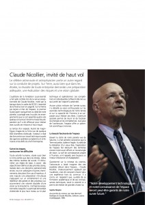 dialogue-hiver-2014-2015 article Nicollier
